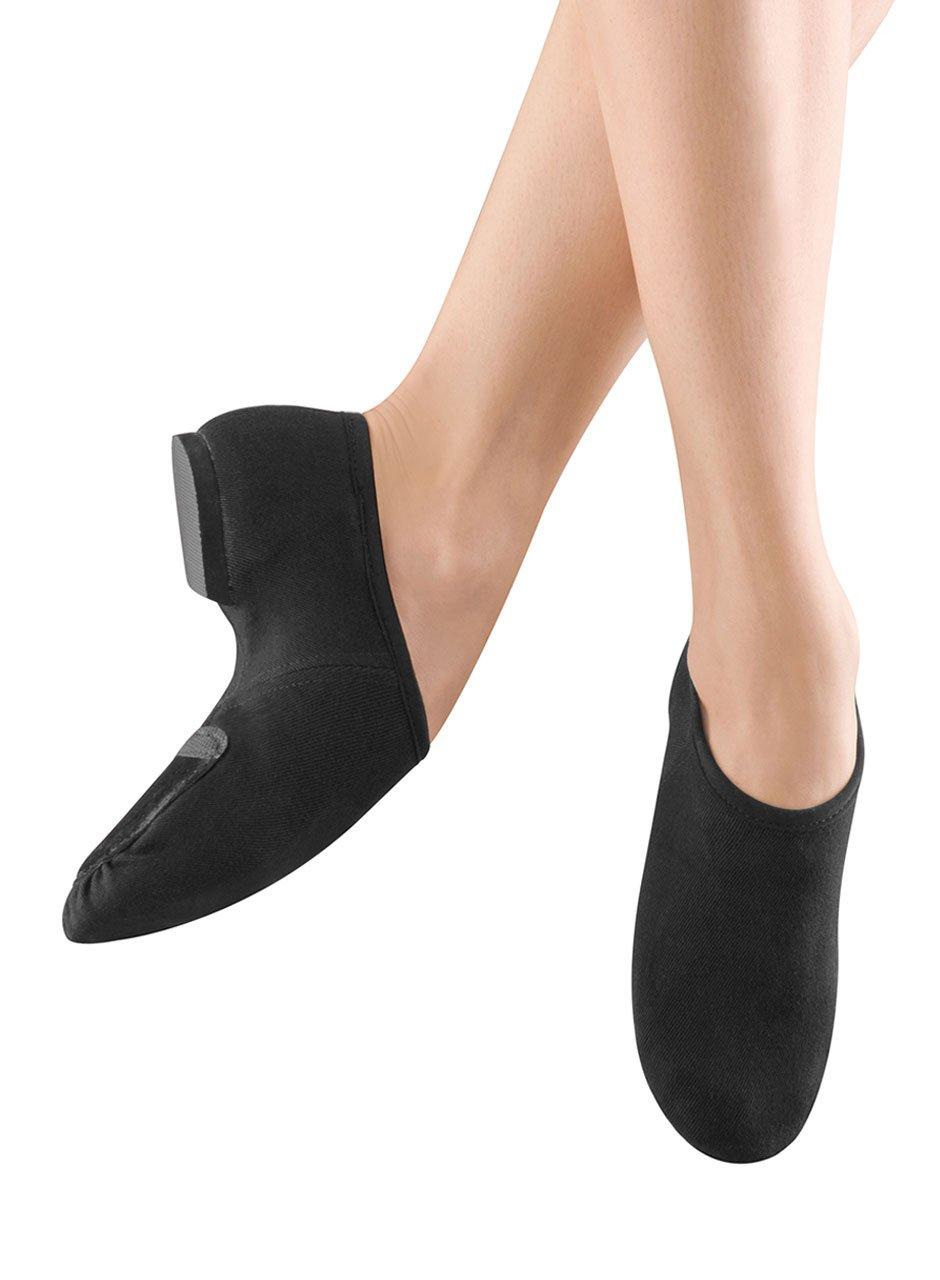 Bloch Dance Women's Phantom Jazz Shoe B00EOAFXXQ 8 M US|Black