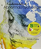 Loose-Leaf Version for Fundamentals of Abnormal Psychology 8e and LaunchPad for Fundamentals of Abnormal Psychology 8e (6 Month Access) 8th Edition