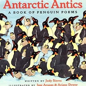 Antarctic Antics Audiobook