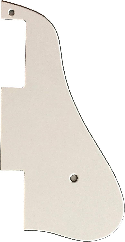 Custom Guitar Pickguard pour guitare Epiphone ES-339 3 plis noir.