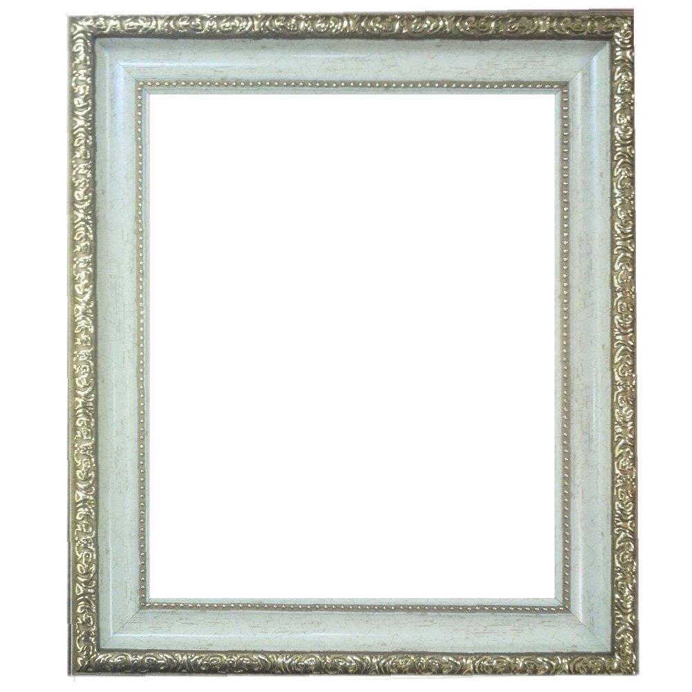 アルナ デッサン ポスターフレーム 水彩 樹脂 額縁 1644 ホワイト 13673 ポスターサイズ802×602mm B01CFUQFH4 ポスターサイズ802×602mm|ホワイト ホワイト ポスターサイズ802×602mm
