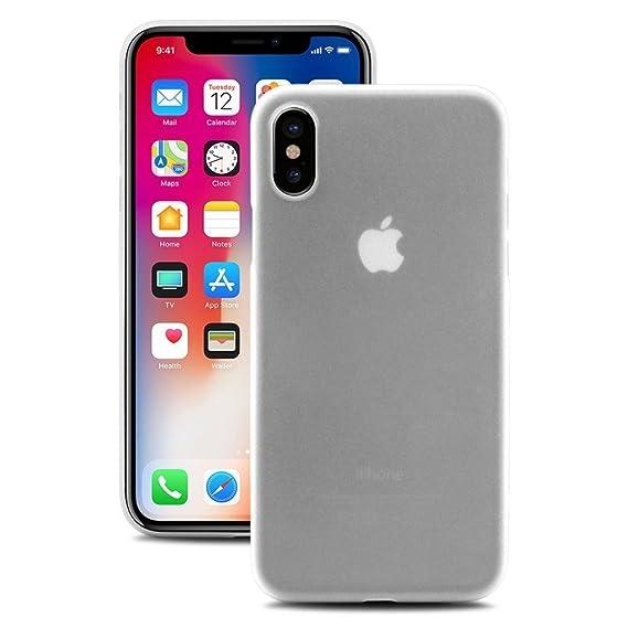 timeless design 7574b f7b1a Amazon.com: Best iPhone X case, fokUS Lightweight TPU Premium Ultra ...