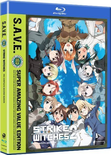 Strike Witches: Season 2 S.A.V.E. (Blu-ray/DVD Combo) by Funimation by Scott Sager