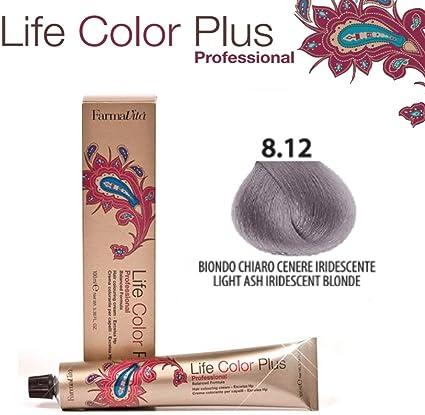 FarmaVita Life Color Plus Tinte Capilar 8.12-90 ml