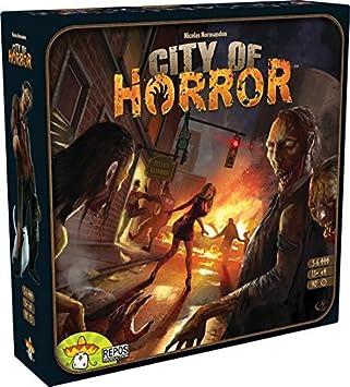 City of Horror Board Game by Repos Production: Amazon.es: Juguetes y juegos