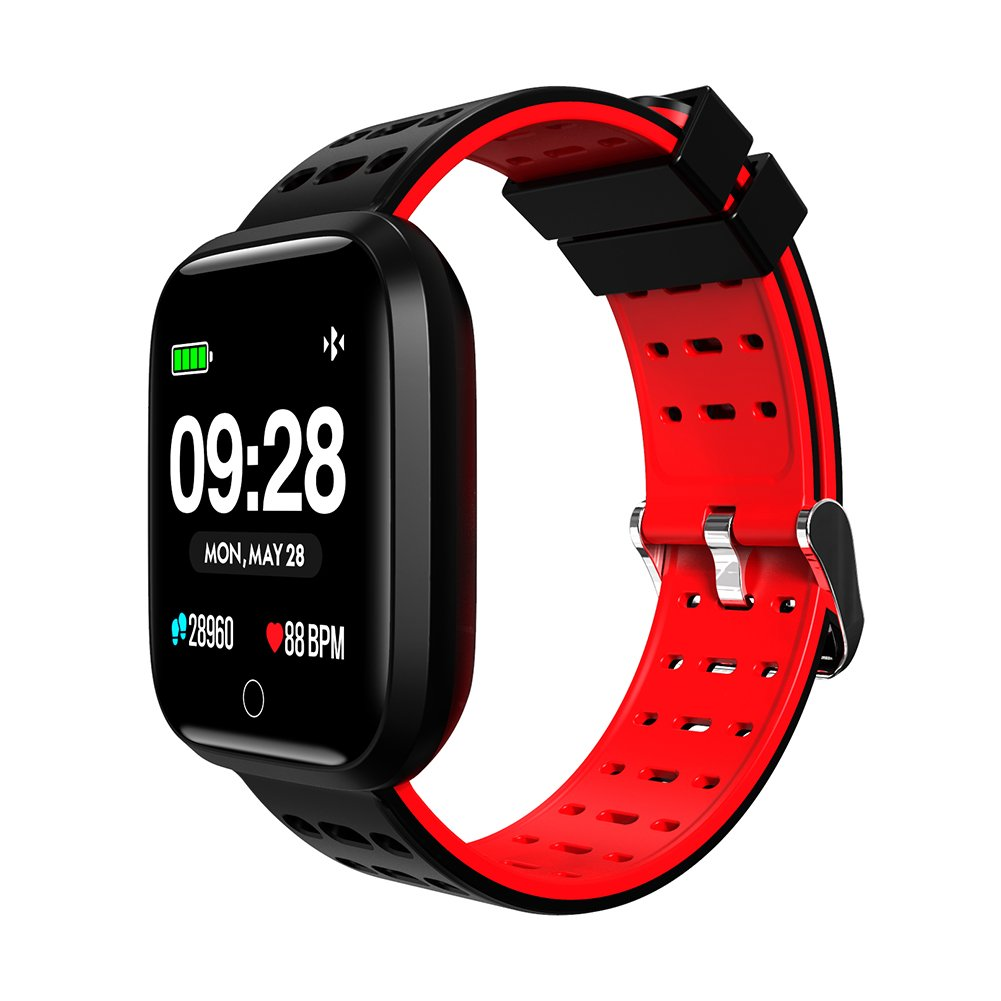 Amazon.com: Puremood Smart Watch 1.3 Inch Color Screen Smart Bracelet Multifunctional Smart Watch For Outdoors Sports: Computers & Accessories