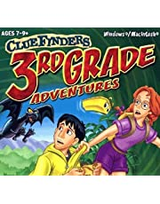 Cluefinders 3rd Grade Adventures - The Mystery of Mathra