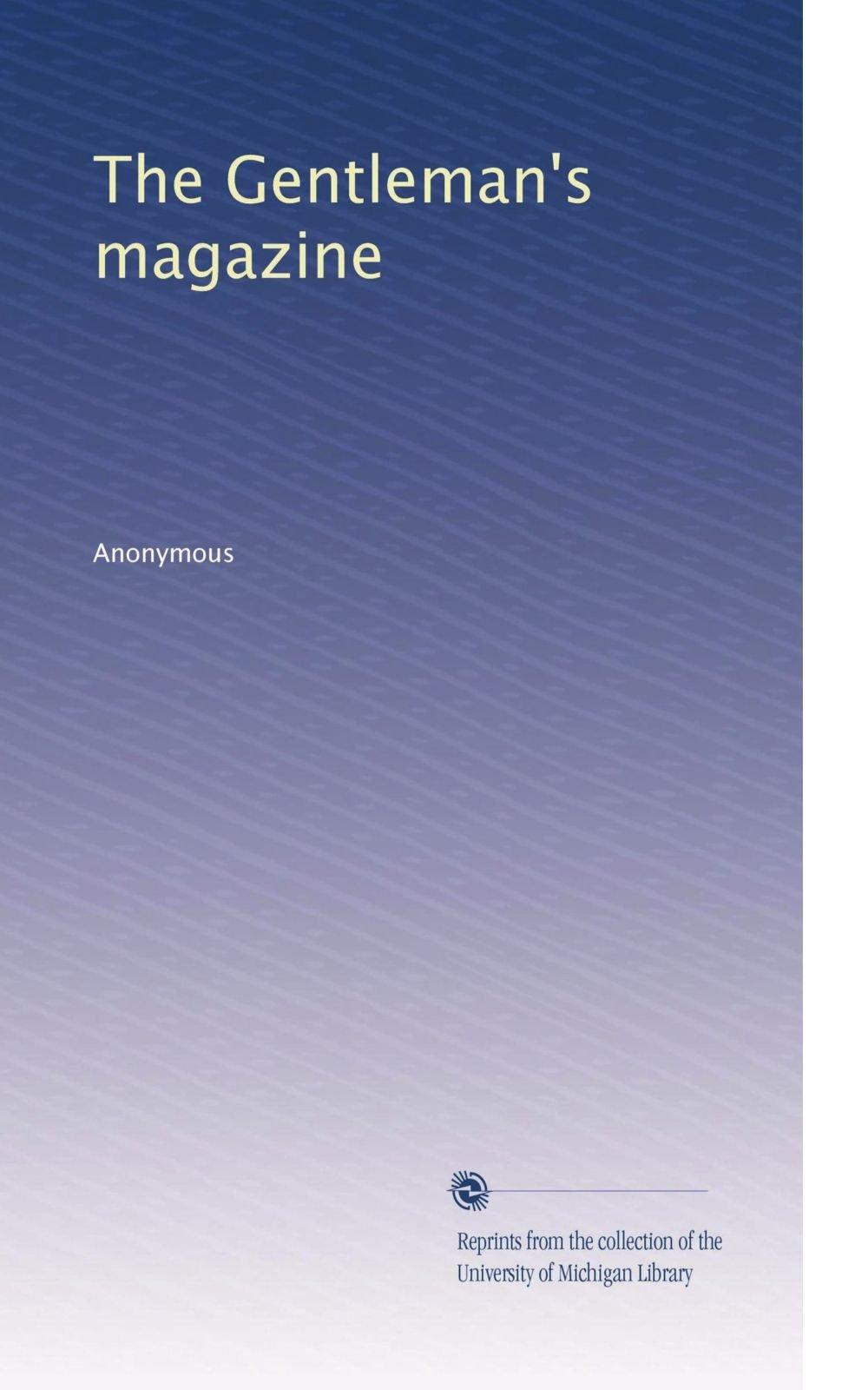 The Gentleman's magazine (Volume 38) pdf epub