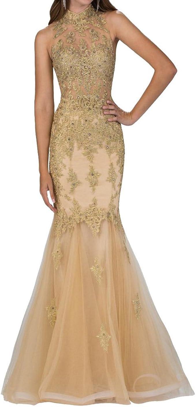 Alice Dressy Elegant Mermaid Satin Abendkleie Lang Partykleider