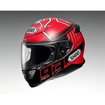 SHOEI Casco de Réplica NXR MARQUEZ 3 Premium Helmet L