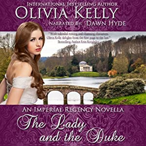The Lady and the Duke Audiobook