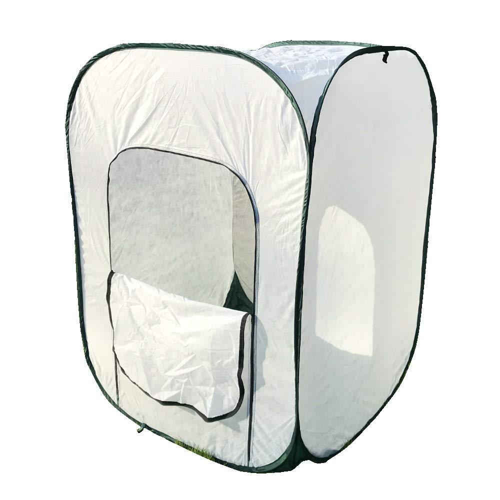 GardenSkill Plant Protection Pop-Up Fleece Cover Fruit Veg Cage - 1.25m High (1m x 1m x 1.35m High)