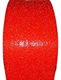 Armadillo Red Emergency Fire Lane or Curb Tape for Heavy Duty Areas 3 Inch x 36 Foot Roll