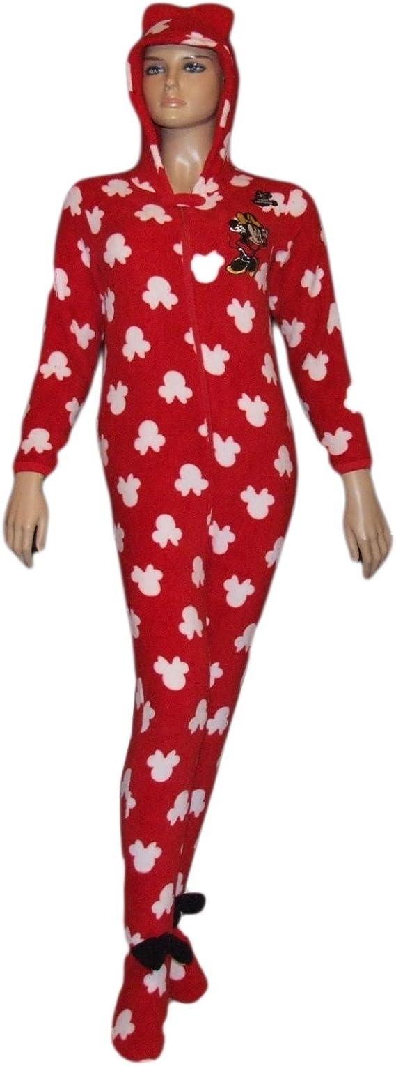 Primark Essentials - Pijama de una pieza - para niña rojo rojo ...