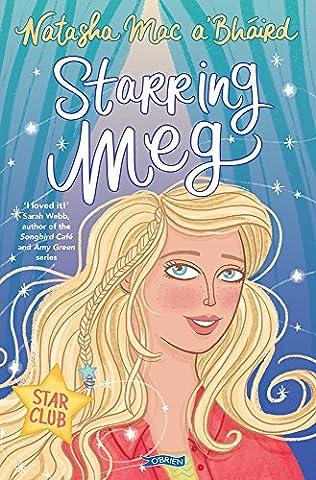 book cover of Starring Meg