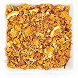 Tealyra - Sea Buckthorn Vibrant Glow - Pineapple - Orange - Lemongrass - Herbal Loose Leaf Tea - Vitamins Rich - Caffeine Free - 112g (4-ounce)