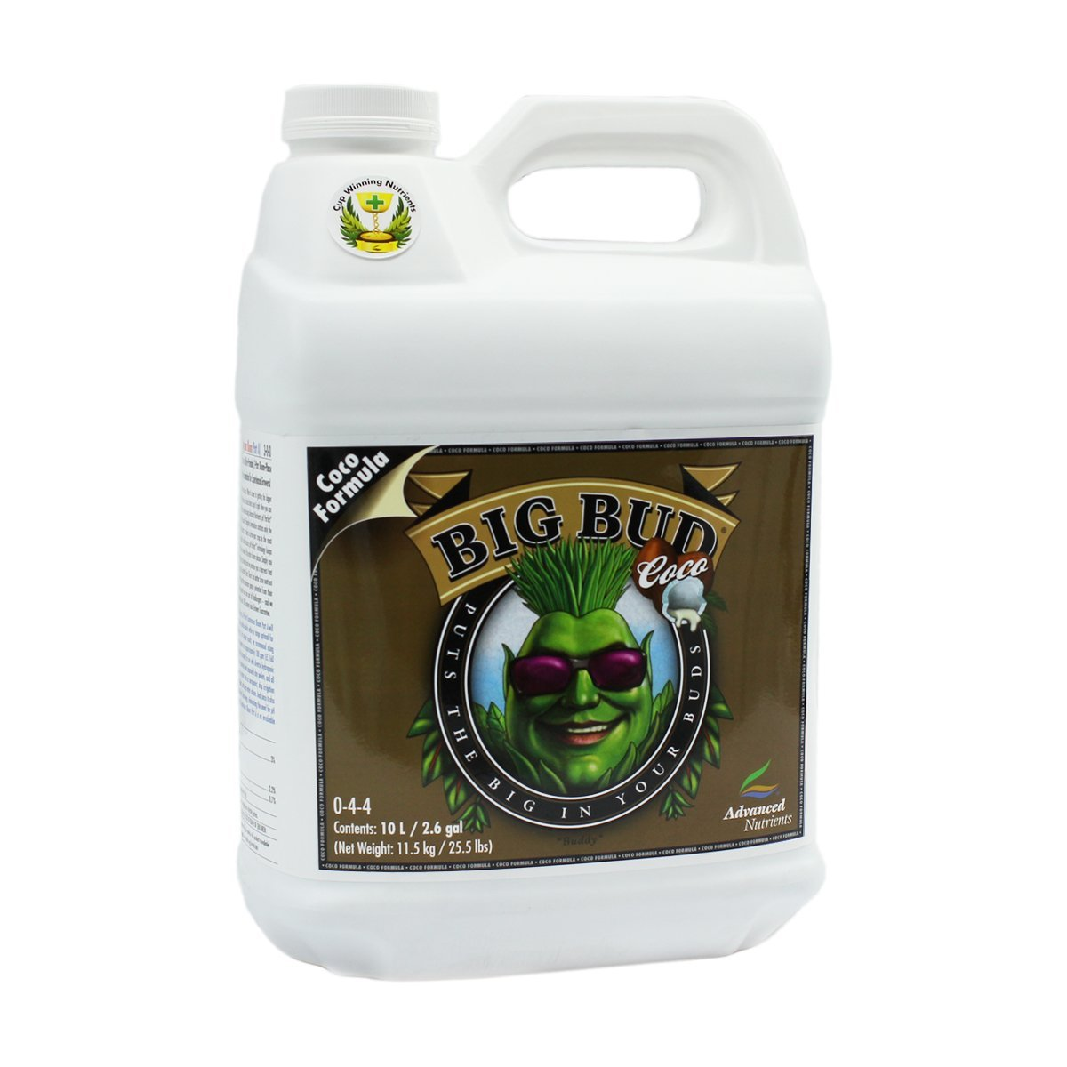 Amazon Advanced Nutrients Big Bud Coco Plant Nutrient 1 L