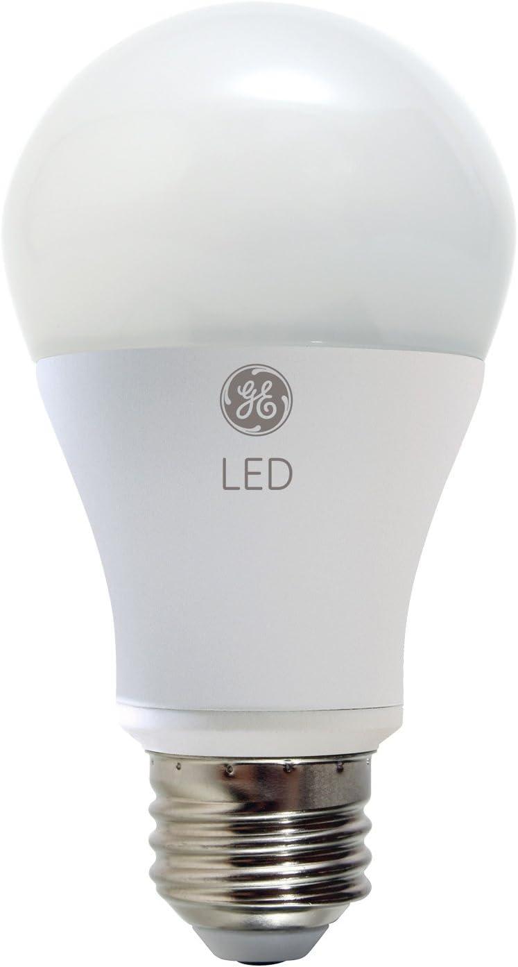 GE Lighting 14203 Energy-Smart LED 11-watt, 800-Lumen A19 Bulb with Medium Base, Soft White, 1-Pack