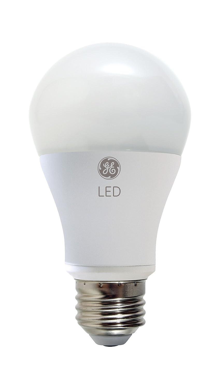 1-Pack 1000-Lumen A19 Light Bulb with Medium Base GE Lighting 42473 LED 11-watt Daylight 60-watt replacement