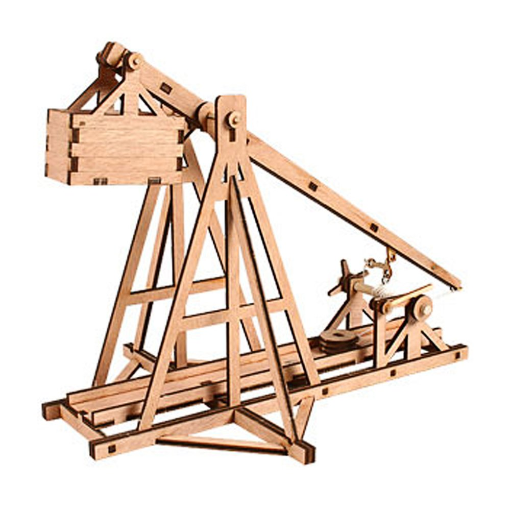 how to build a wooden trebuchet