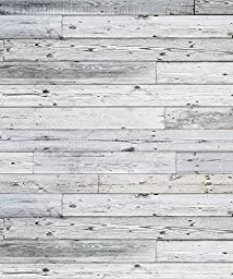 Photography Backdrop Photography Floor Drop Faux Grey Wood 5\'x8\'