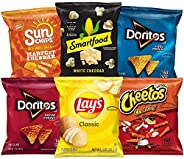 Frito-Lay Snacks Variety Pack 35, Classic Mix, 1 Count