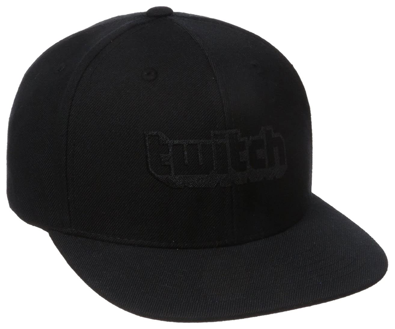 661ecbe6f7d0d Amazon.com  Twitch Logo Baseball Cap  Clothing