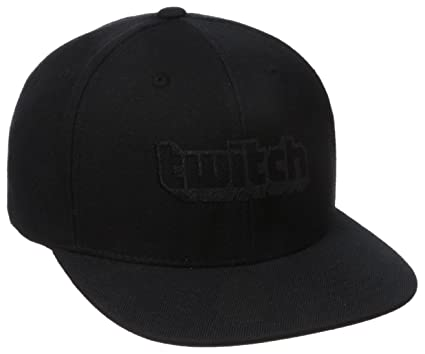 Amazon.com  Twitch Logo Baseball Cap  Clothing 338d342d1ed