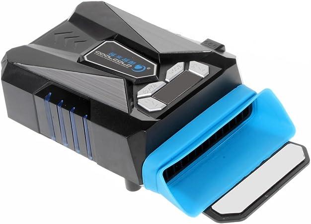 coolcold Ice Troll 5 Ventilador portátil de refrigeración ...