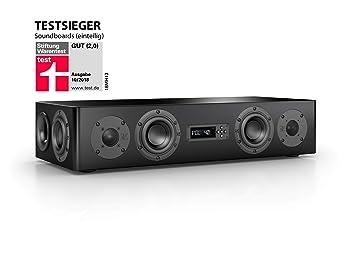 Nubert Nupro As 250 Soundbar Testsieger Tv Lautsprecher Für