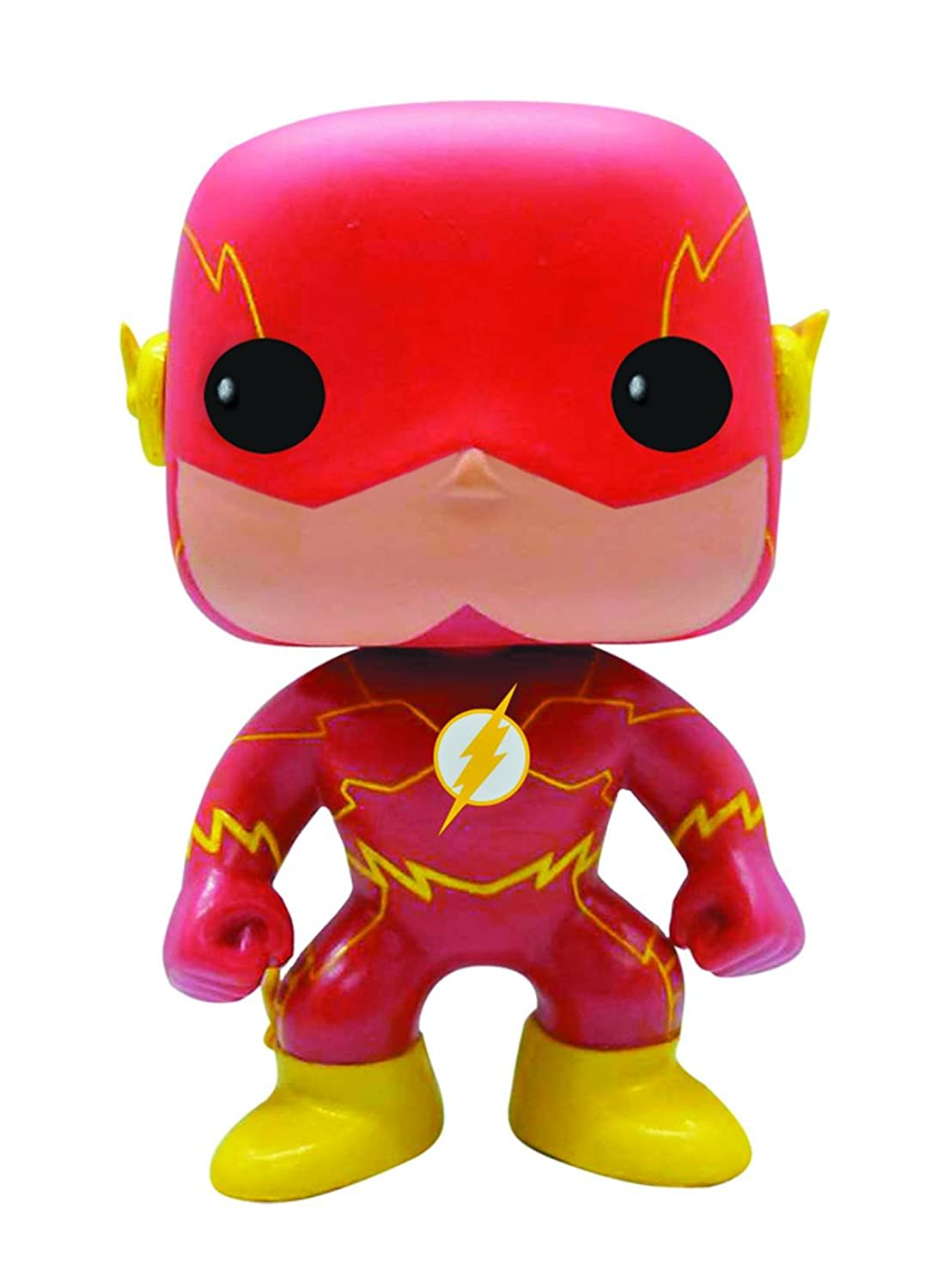 Pop! Heroes: DC Comics - The Flash (Black & White Exclusive) #10 Funko 7615