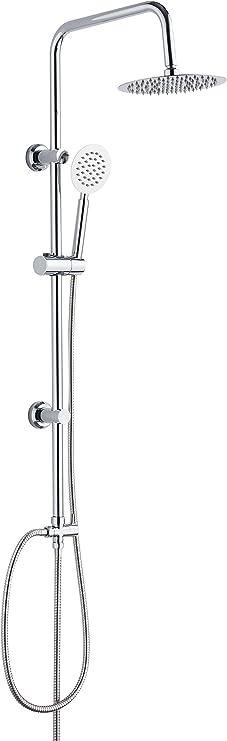DP Grifería, modelo Granate - Set de ducha de acero inoxidable ...