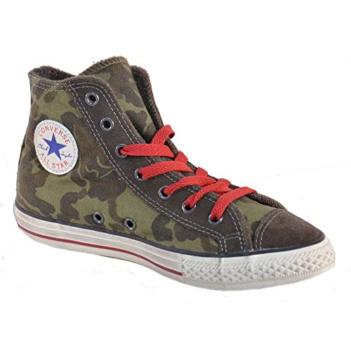 converse all star verdi bambino