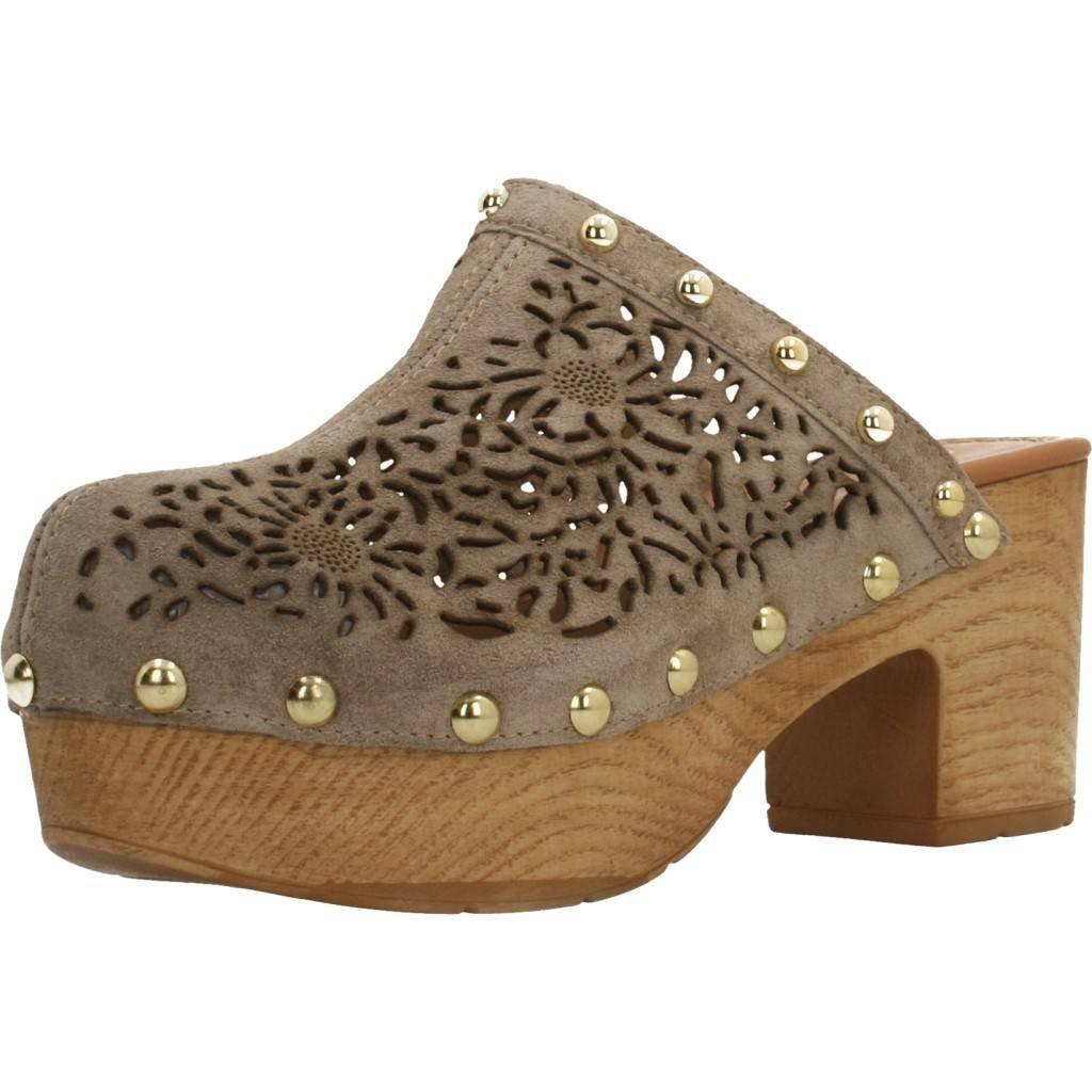 Zuecos para Mujer, Color marrón, Marca Alpe, Modelo Zuecos para Mujer Alpe 3642 11 Marrón 39 EU Marrón