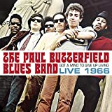 Got A Mind To Give Up Living: Live 1966 (Remaster)