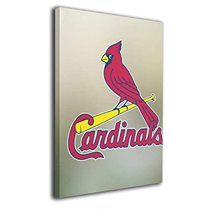 Amazon Com Yz Mamu St Louis Cardinals Wall Art Painting Prints On
