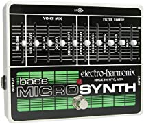 Electo-Harmonix Micro Synth For Bass Effect Pedal