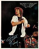 """Journey Steve Perry Portrait Vintage 80s 8"""" x"""