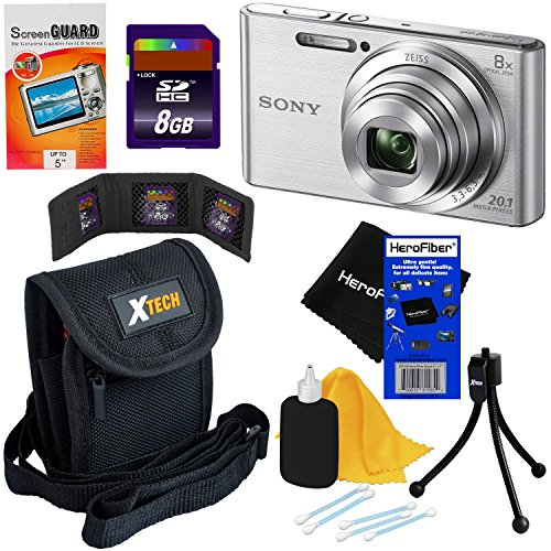 Cyber shot DSC W830 Digital Camera Optical