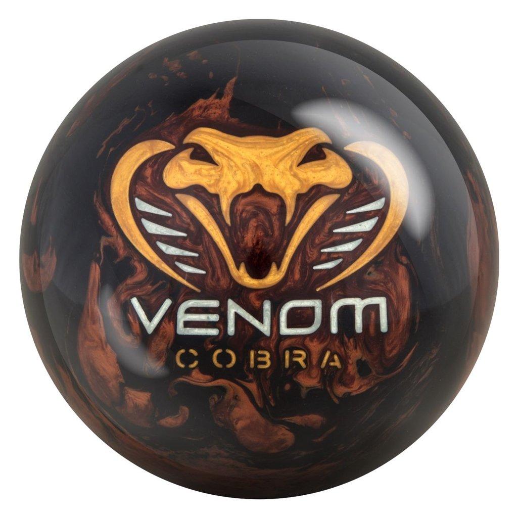 再再販! Motiv Black Venom Gold Cobraボーリングボール 16 lb Black Bronze lb Pearl with Gold Silver B01CVSHCRW, イサワグン:db4b126d --- ciadaterra.com