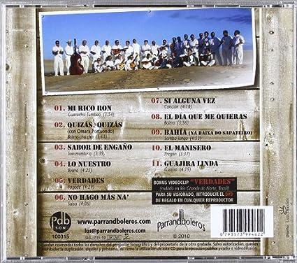 Rico Ron: Los Parrandboleros: Amazon.es: Música