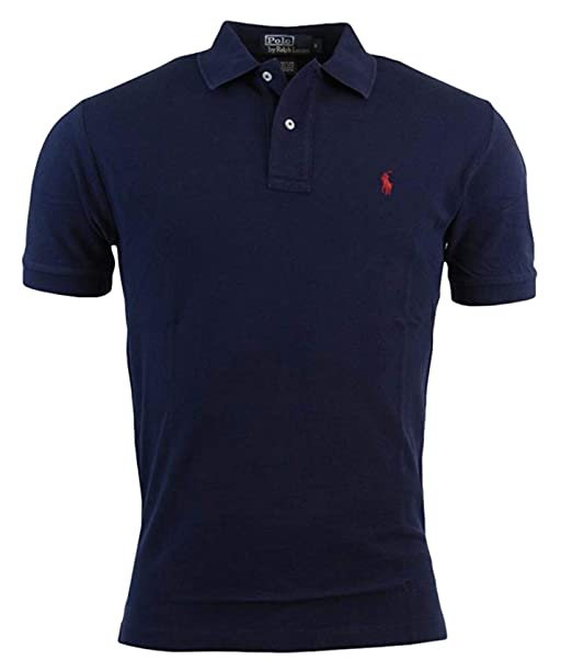 b3074524 Polo Ralph Lauren Mens Classic Fit Big and Tall Mesh Polo Shirt