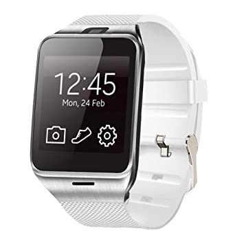 Smartwatch DZ09, Ailina Bluetooth Smart reloj teléfono con ...