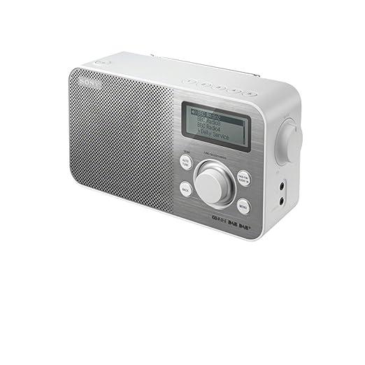 118 opinioni per Sony XDR-S60DBP Radio digitale DAB+/DAB/FM, Bianco