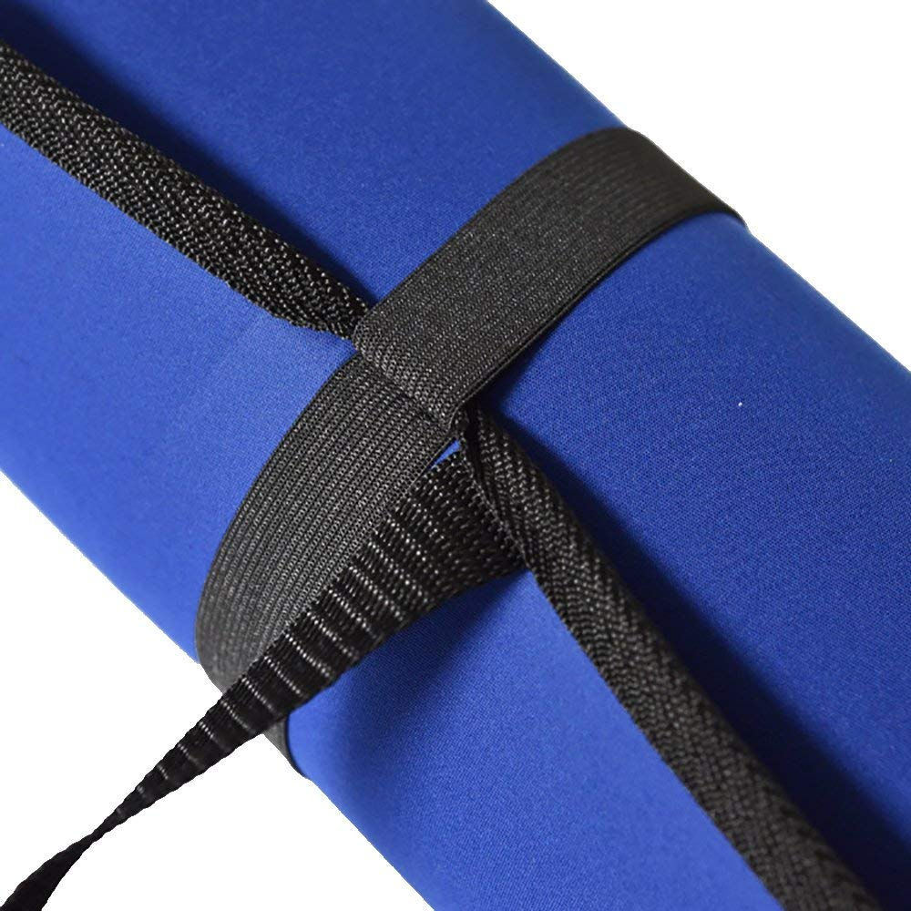 JmeGe Yoga Mat Yo01 1//3-Inch Non-Slip Exercise Yoga Mat with Edge Belt and Carrying Strap,size 72X26 Thickness