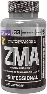 ZMA - ZINC + MAGNESIO 100 capsulas. 1 und.