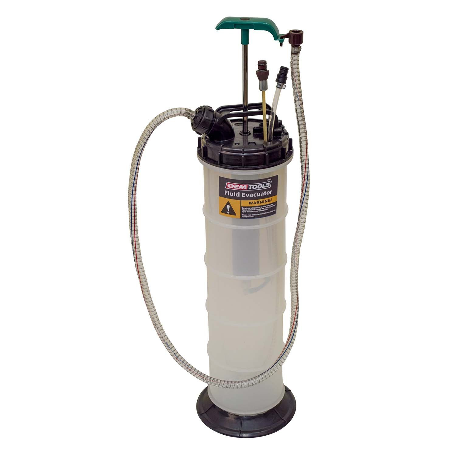 OEMTOOLS 24397 9.5 Liter Fluid Evacuator (Renewed)