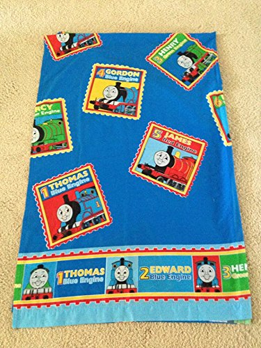 Dan Pillowcase River - Thomas and Friends Sheet Set - TWIN