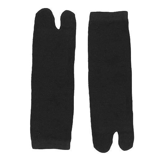 Chen Adults 5 Pairs Fun Soft Elastic Cotton Ninja Tabi Flip ...