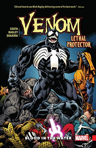 Venom Vol. 3: Lethal Protector - Blood In The Water: 2 (Venom (2016-))